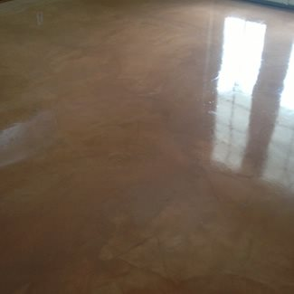 Ardex in brown finish