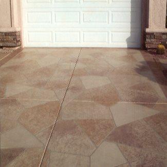 Concrete Floor Overlay