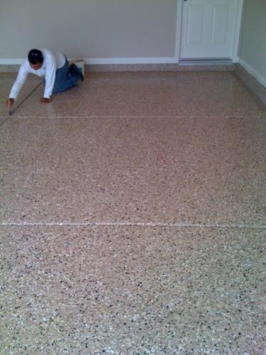 Color Chip Epoxy floors 9