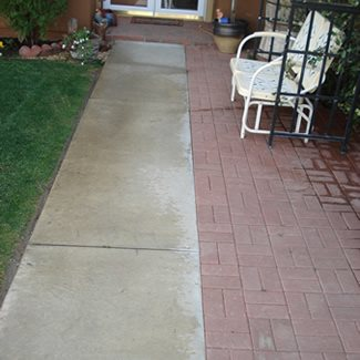 Concrete Floor Overlay 10