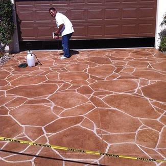 Concrete Floor Overlay 11