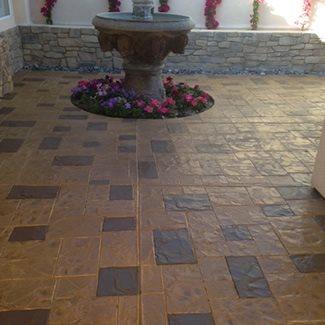 Concrete Floor Overlay 14