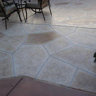 Concrete Floor Overlay 16