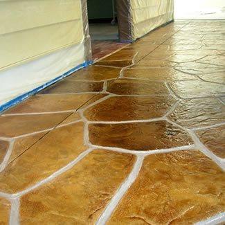 Concrete Floor Overlay 24