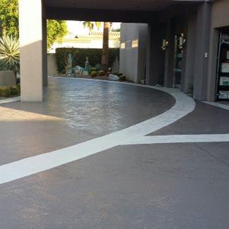 Concrete Floor Overlay 27