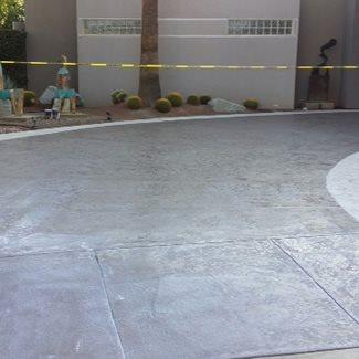 Concrete Floor Overlay 28