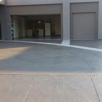 Concrete Floor Overlay 29