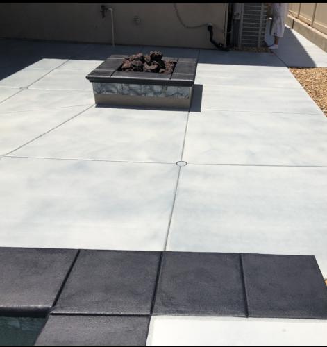 Concrete Pool Decks 104