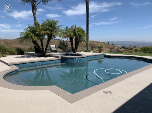 Concrete Pool Decks 105