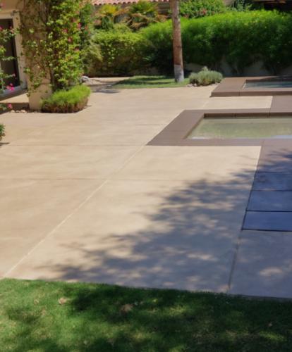 Concrete Pool Decks 111