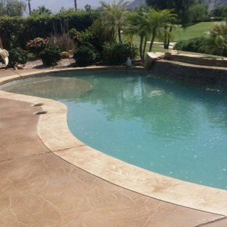 Concrete Pool Decks 14