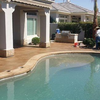 Concrete Pool Decks 21