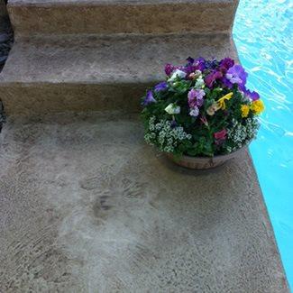 Concrete Pool Decks 48