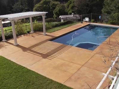 Concrete Pool Decks 70