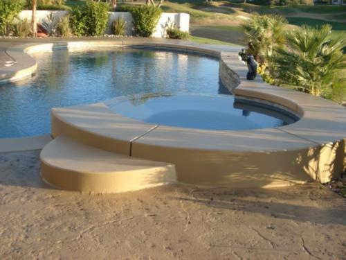 Concrete Pool Decks 71
