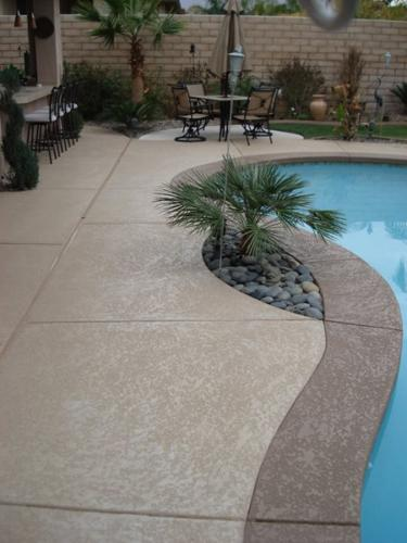 Concrete Pool Decks 72