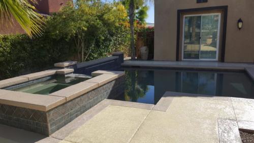 Concrete Pool Decks 83