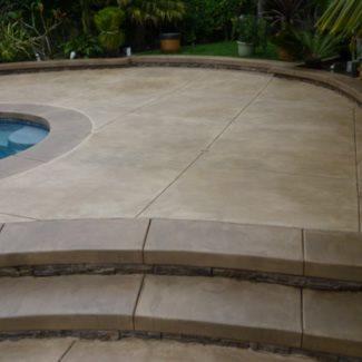 Concrete Pool Decks 86